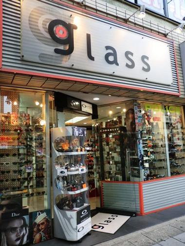 glass 大須店